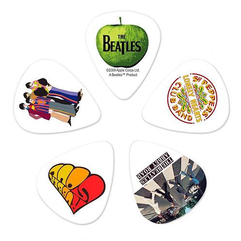 Uñetas Ovaladas D'ADDARIO Beatles