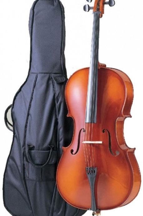 Cello 1/2 BESTLER con Arco y Funda