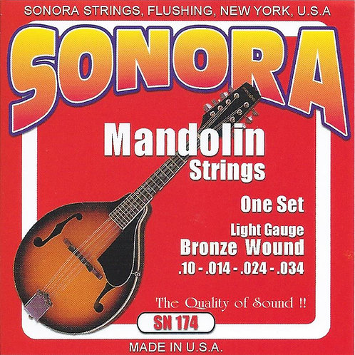 Cuerda SONORA para Mandolina