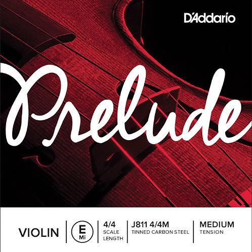 Cuerda PRELUDE D'ADDARIO 1a para Violín 4/4