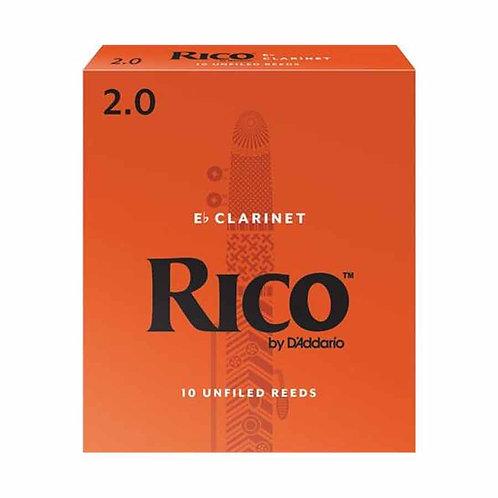 Cañuela RICO D'ADDARIO  para Clarinete Requinto