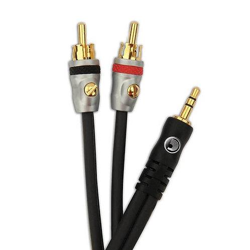 Cable Doble RCA a 1/8 D'DADDARIO
