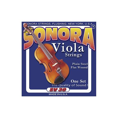 Cuerda Sonora para Viola