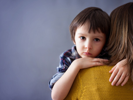 Calming Anxiety in Your Child Naturally