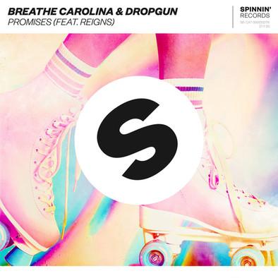 Breathe Carolina & Dropgun - Promises (f