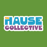 The Hause Collective Logo (white boarder