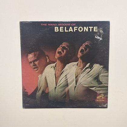 Belafonte The Many Moods of Belafonte Vinyl