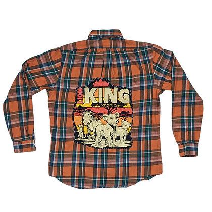 Lion King Flannel