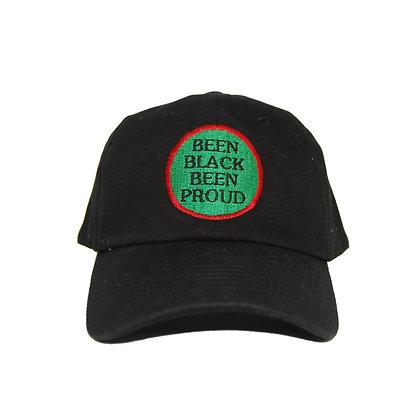 Been Black Been Proud Dad Hat