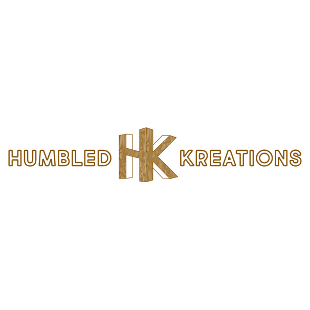 Humbled Kreations Vertical Logo (Color).