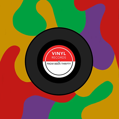 Vinyl Mystery Box