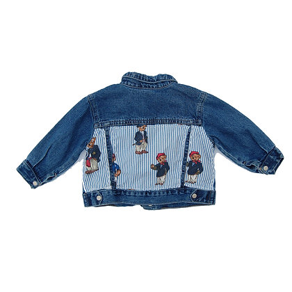 Polo Bears Denim Jacket
