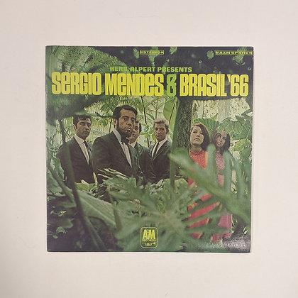 Herb Albert Presents Sergio Mendes & Brasil '66 Vinyl