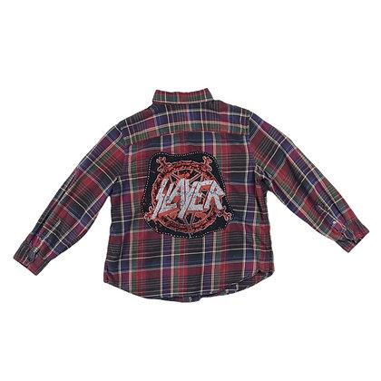 Slayer Flannel
