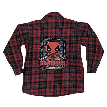 Funko Deadpool Flannel