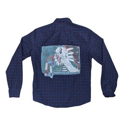 Symbol of Power Flannel