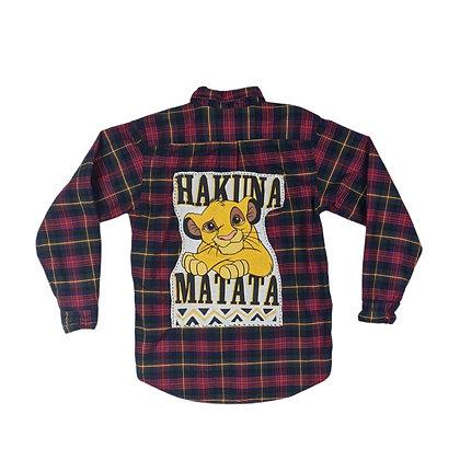 Hakuna Matata Flannel