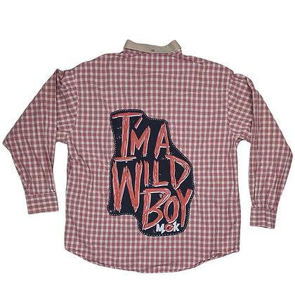 Im'a Wild Boy Flannel