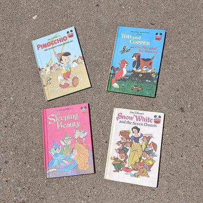 Walt Disney Production Books