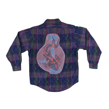 Pisces Flannel