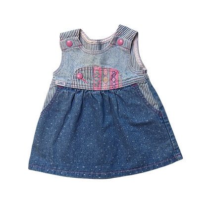 90s Lee Denim Dress