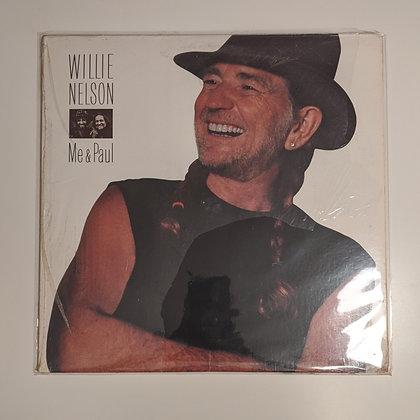 Willie Nelson Me & Paul
