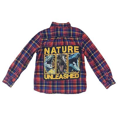 Jurassic World Flannel
