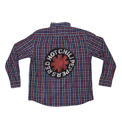 Red Hot Chili Peppers Flannel