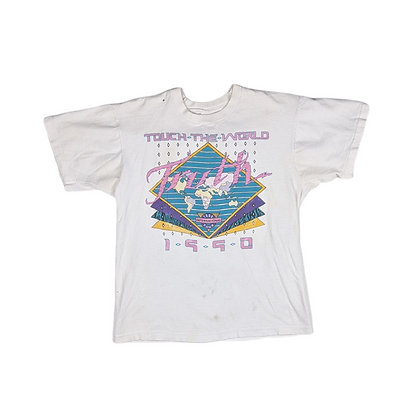 Touch The World 1900 International Tour Tee