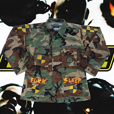 Army Jacket Collection