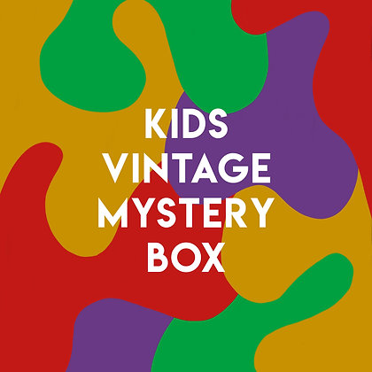 Thrifty Kids Mystery Box