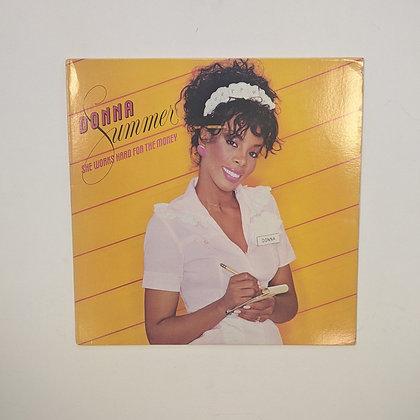 Donna Summer She Work for The Money Vinyl
