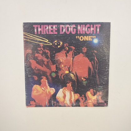 "Three Dog Night ""One"" Vinyl"