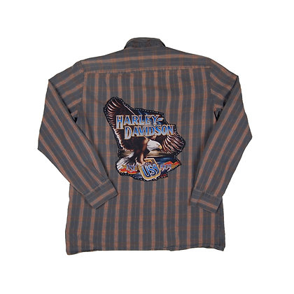 Harley Davidson Eagle Flannel