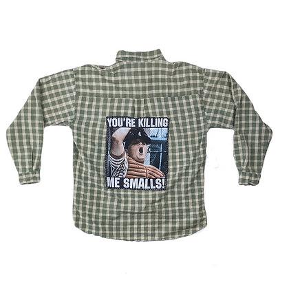 You're Killing Me Smalls Flannel