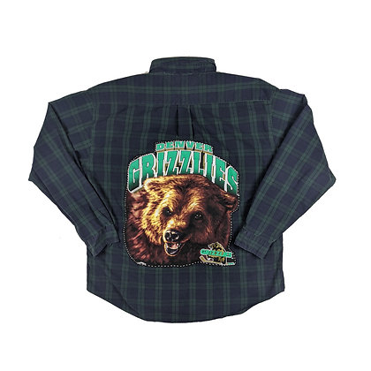 Denver Grizzlies Flannel
