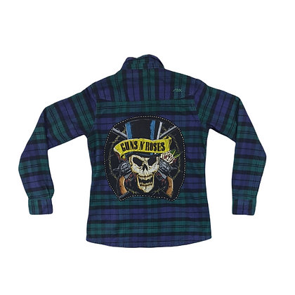 Guns N' Roses Shooter Flannel