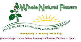 Whole Natural Flavors Orchard del Sol Costa Rica