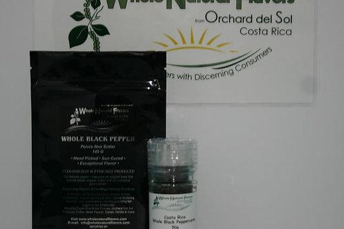 Whole Black Peppercorns Value Bag