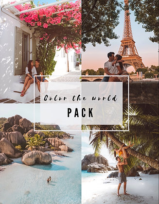 Color the world Pack