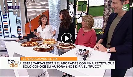 Programa -Hoy en día- Canal Sur TV