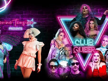 Landing soon in Dumfries: Club Queer