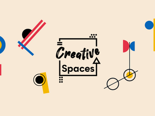 Creative Spaces empowering young emerging Artists