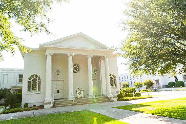 First Baptist Church Thomson Sanctuary