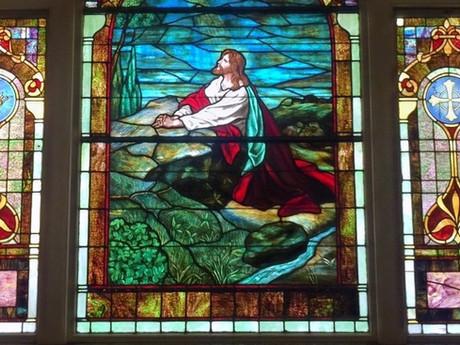 Jesus' Prayer at Gethsemane - a study of Matthew 26:36-46