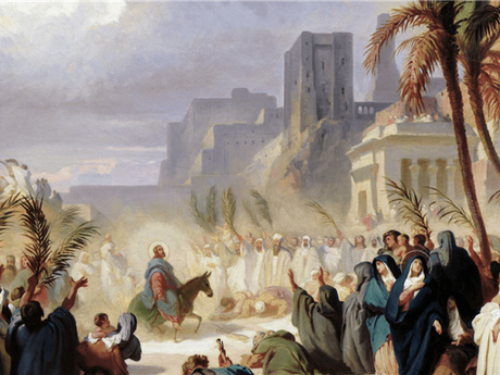 Worshiped - The Triumphal Entry (Luke 19:29-40)