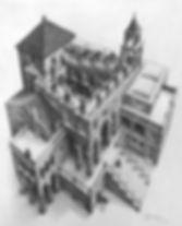 Escher-Ascending-and-Descending_Lithogra