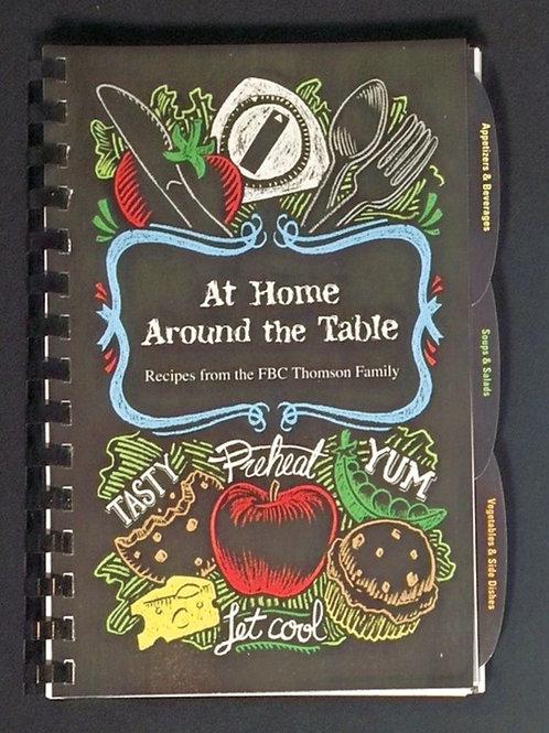 Cookbook, FBC Thomson GA