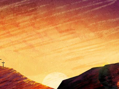 Raised - A Lesson on Luke 24:1-12