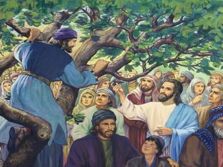 Jesus Saves Sinners -- the Story of Zacchaeus (Luke 19:1-10)